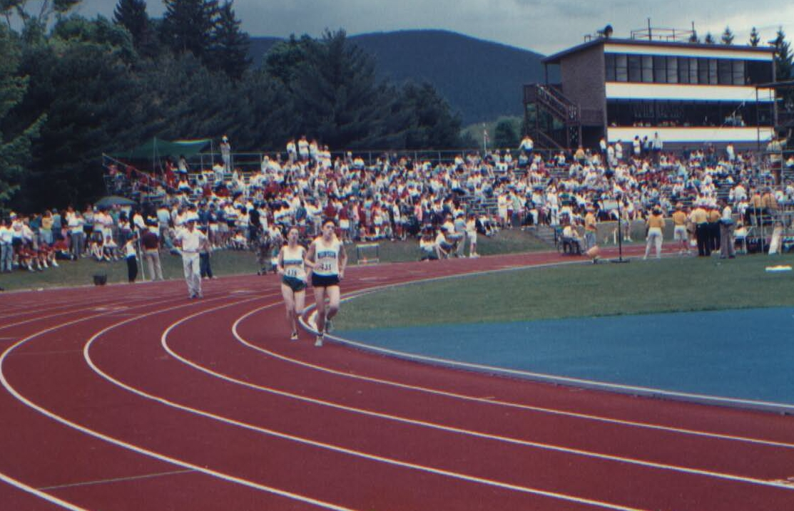 1990 WMASS Track One Mile Champion